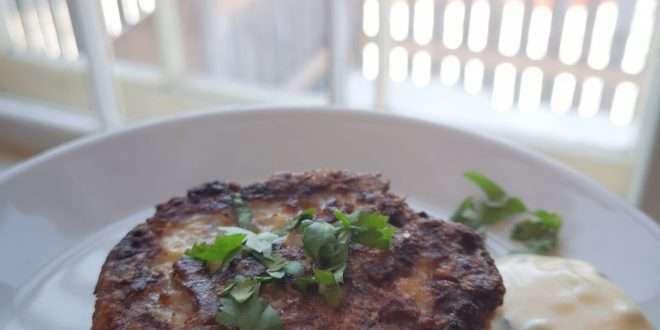 Fish patty recipe